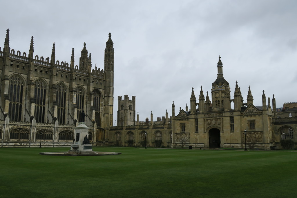 07.Cambridge Kings College