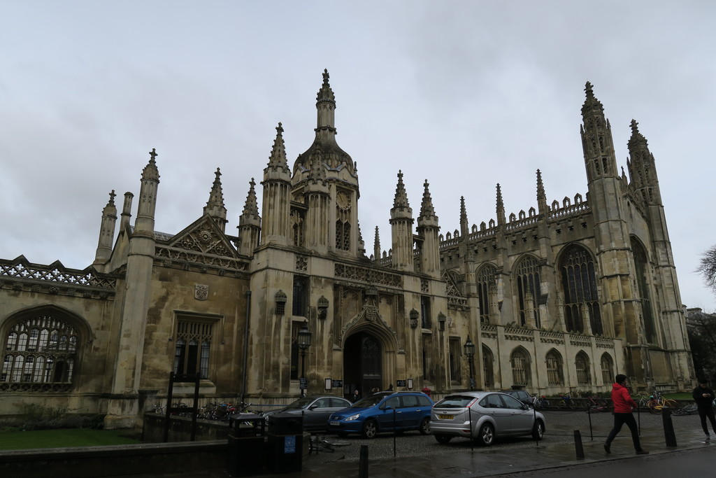 08.Cambridge Kings College