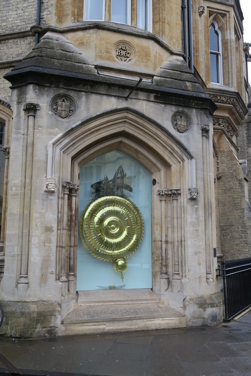 09.Corpus Clock Cambridge