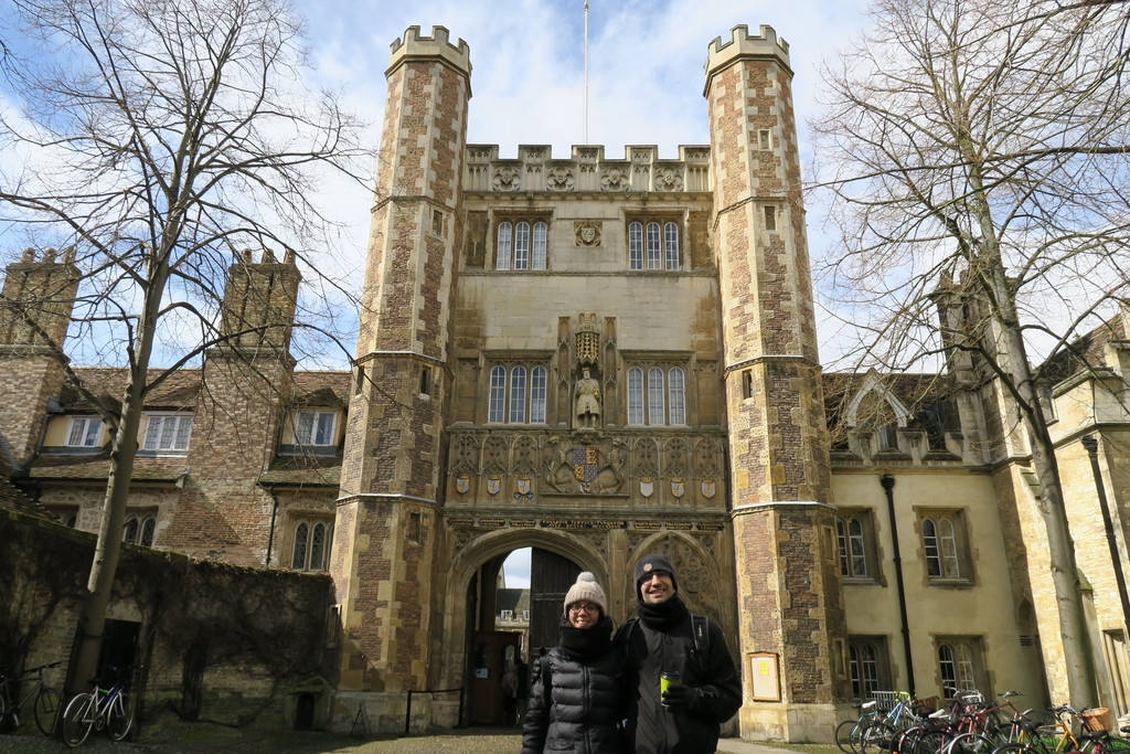 20.Trinity College Cambridge