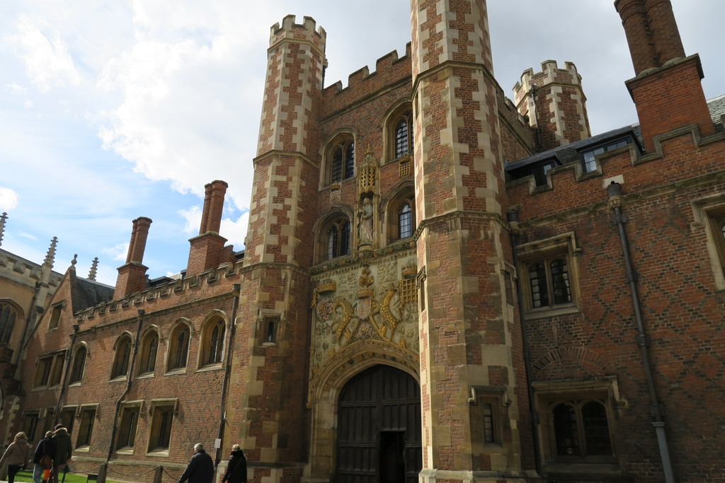 24.St Johns College Cambridge