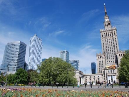 Despedida de Varsovia y vuelta a casa