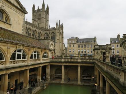 termas romanas Bath.JPG