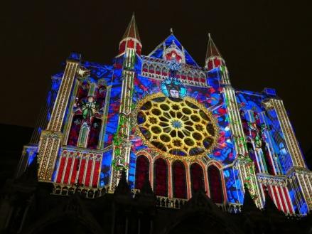 Visitar la catedral de Chartres