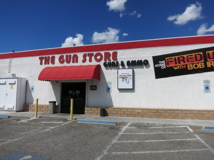 The Gun Store Las Vegas