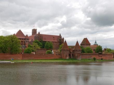 El castillo de Malbork