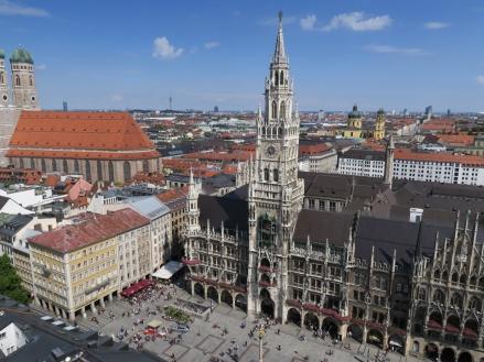 Que ver en Munich en un fin de semana