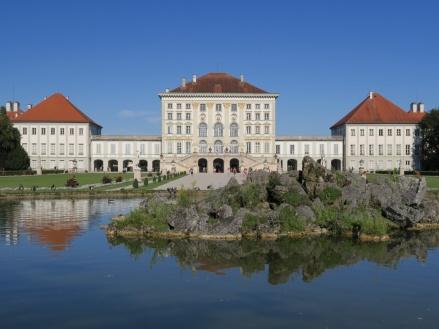 Que ver en Múnich en un fin de semana: el Palacio de Nymphenburg