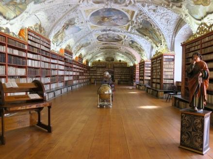 Sala Teológica, monasterio Strahov
