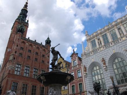 Una tarde en Gdansk
