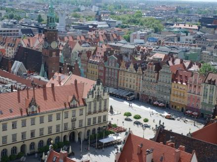 Un día entre enanitos en Wroclaw